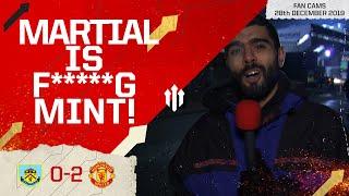 MARTIAL IS F*****G MINT! Burnley 0-2 Manchester United | Adam Mckola Review