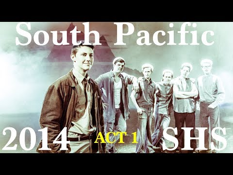 South Pacific - 2014 - ACT 1 - Shasta High School