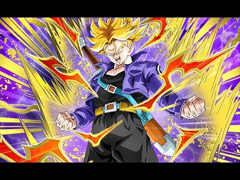 LR TRUNKS ON GLOBAL! HYPE CELEBRATION INCOMING! + LR ANDROIDS CAMPAIGN! (DBZ: Dokkan Battle)