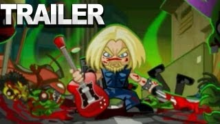 Zombie Slayer Diox - Trailer