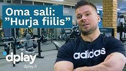 Tikissä   Vertti Harjuniemen kuntosalibisnes!   Dplay.fi