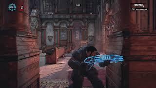 Chxse OP Random Clips | Gears of War 4