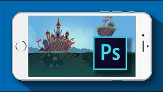 Digital Game Graphic Design: Learn to create digital 2D Game Graphics in Photoshop from Scratch
