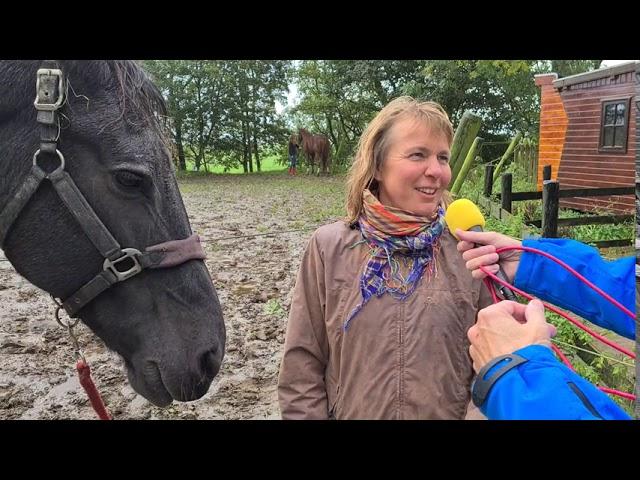 Wat een leuk bezoek van Radio Eemsdelta in de bak!