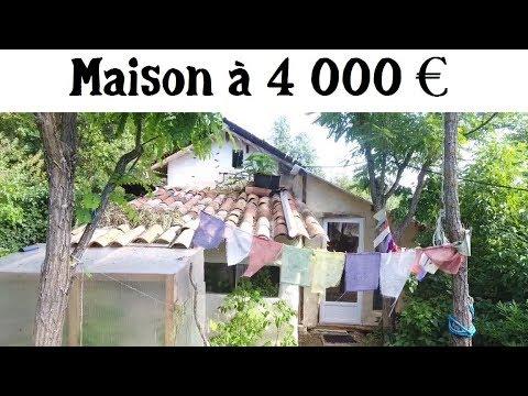 Une Maison à 4000€ !