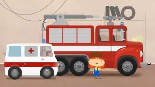 Мультики про машинки для детей. Все серии про Доктора Машинкову