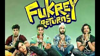 New Bollywood movie fukrey comedy