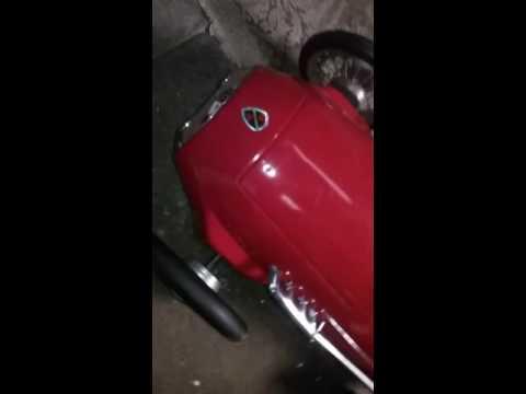 American Retro Giordani 500 Formula 2 Ferrari pedal Car Discontinued