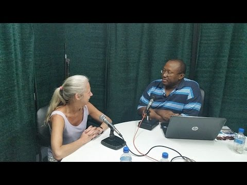 The Sex Minister on Radio St. Lucia March 2015