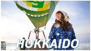 100 ชั่วโมง ทริปแบร์ฮักรักหิมะฮอกไกโด ❄️ ☃️