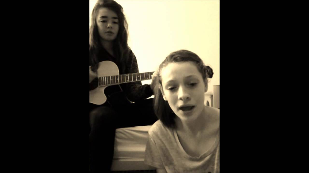 maroon 5 (one more night)cover by amber and kayleigh