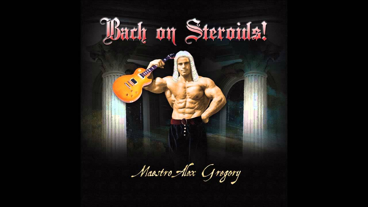 maestro alex gregory bach on steroids download