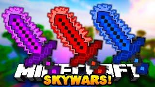 Minecraft SOLO SKY WARS #12