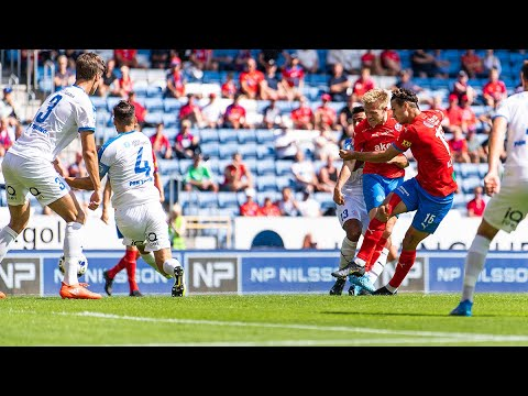 Helsingborg Akropolis Goals And Highlights