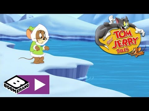 Tom and Jerry Tales | Gone Mice Fishing | Boomerang UK