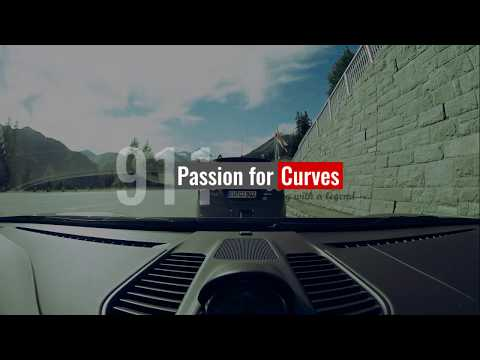 Porsche 911 . Passion for Curves: Grossglockner Hochalpen Strasse Part 01