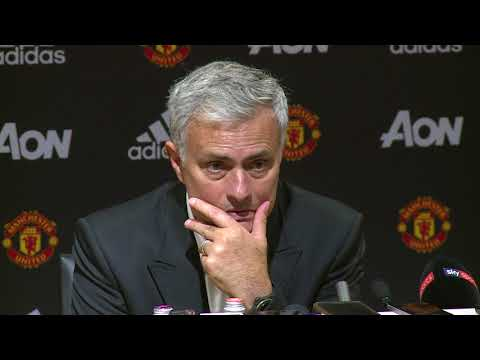 Jose Mourinho: '4 Players Rested' Manchester United vs Burton Albion EMBARGOED PRESS CONFERENCE