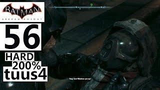Batman: Arkham Knight Walkthrough (Hard 200%) Part 56 - Taking Back Control