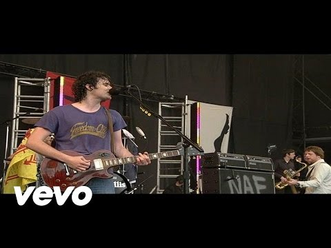 The Fratellis - Chelsea Dagger (Live At V Festival, 2007)