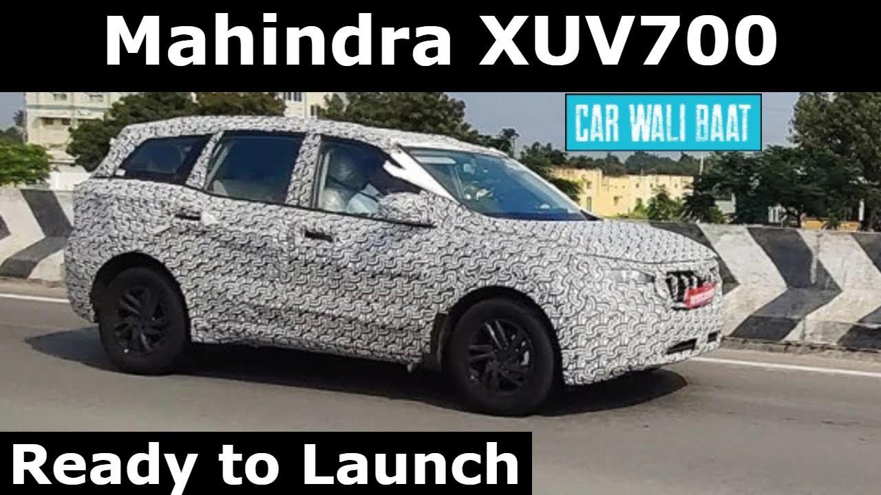 మహీంద్రా సరికొత్త కారు XUV700-వాణిజ్యం