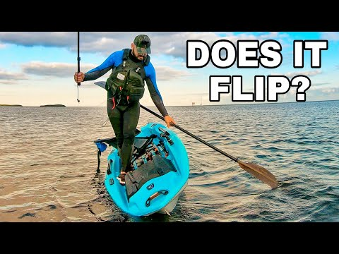 Pelican CATCH POWER 100 Insane STABILITY TEST Does IT FLIP