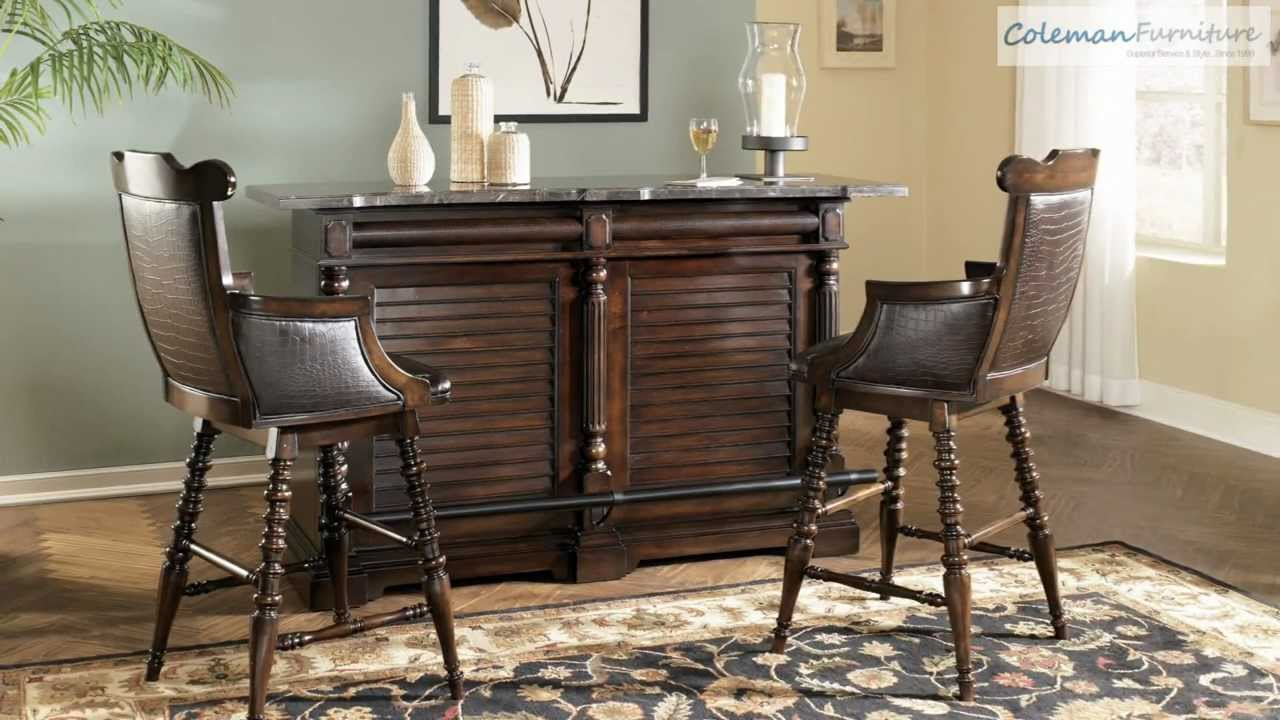 Perfect Key Town Bar Collection From Millennium By Ashley. Coleman Furniture Online