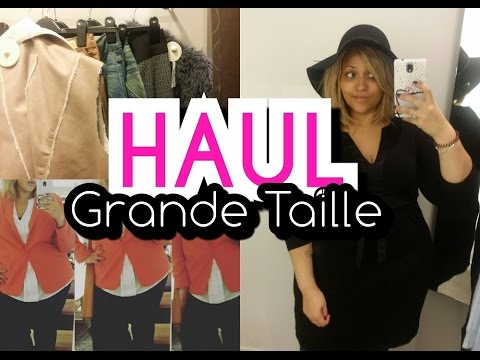 haul v tements grande taille youtube. Black Bedroom Furniture Sets. Home Design Ideas