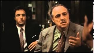 Il Padrino - Meeting con Sollozzo