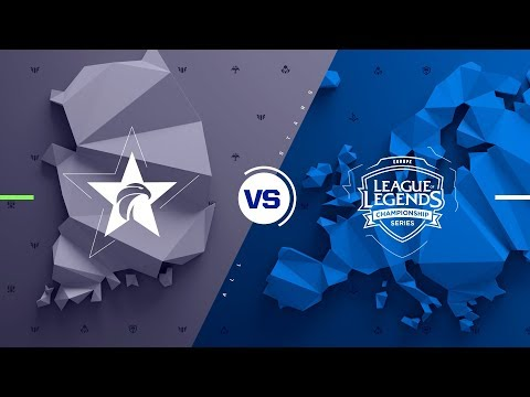 KR vs. EU | Group Stage | 2017 All-Star Event | Korea vs. Europe