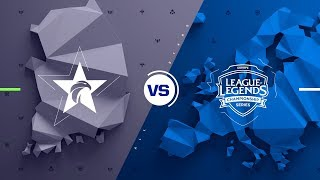KR vs. EU | Group Stage | 2017 All-Star Event | Korea vs. Europe