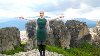 GREECE. METEORA. МЕТЕОРЫ. МОНАСТЫРИ НА СКАЛАХ.(Благодарю за просмотр, комментарии, лайки и подписку на мой канал! Видео снято в городе Каламбака и в чудесн..., 2015-07-16T19:21:37.000Z)