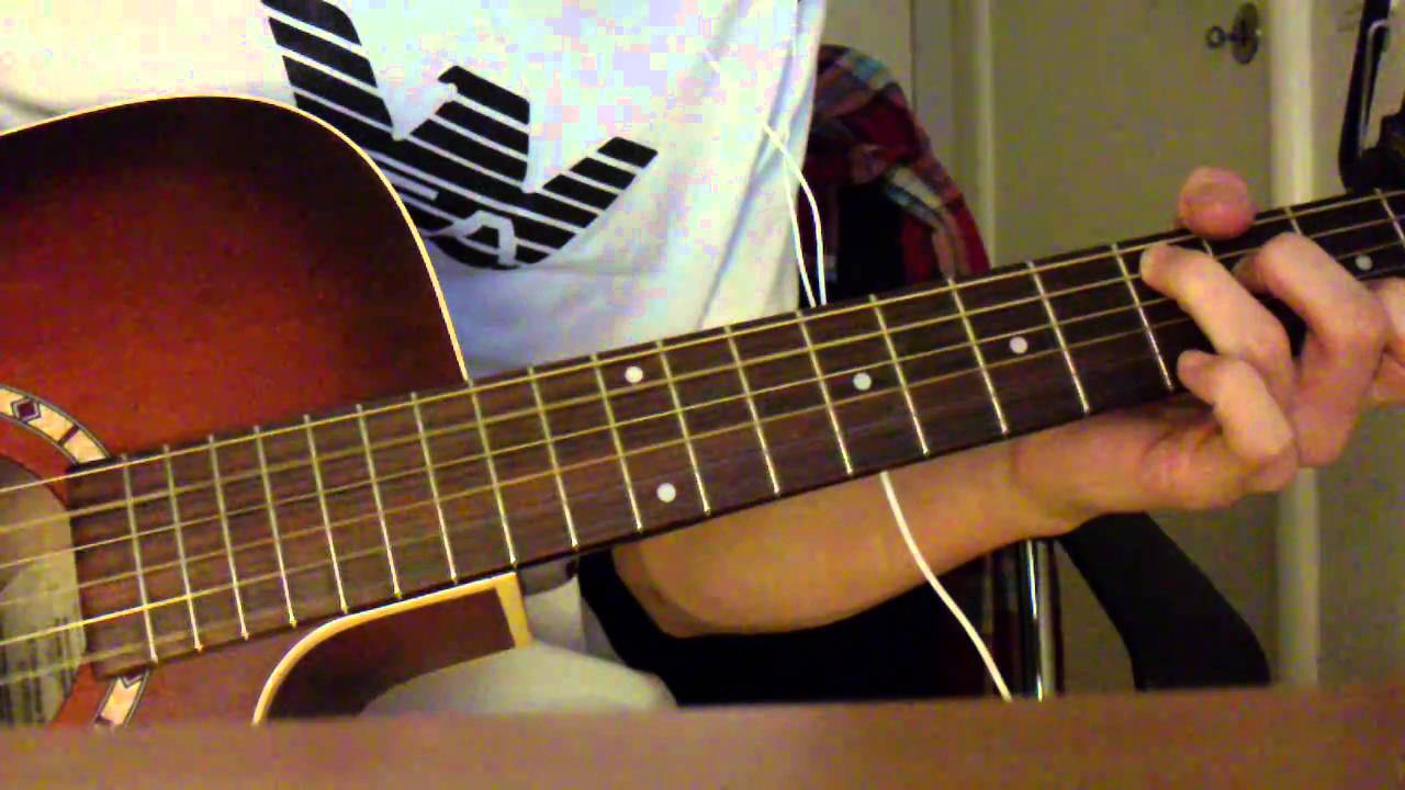 Kom Igen - Kim Larsen acoustic guitar cover
