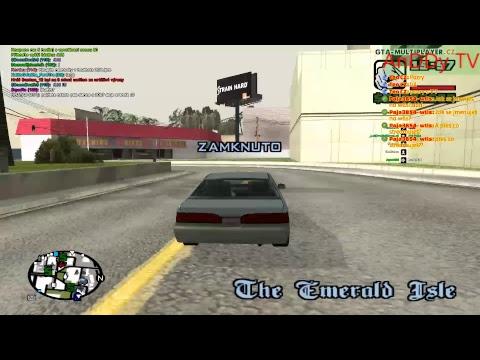 GTA San Andreas MP WTLS  Misie a Jebko Hrač na Servru !