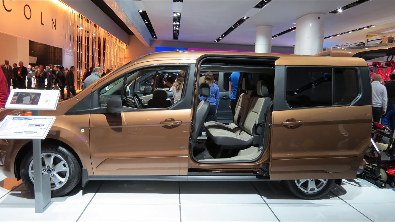 2014 ford transit connect wagon xlt lwb at the 2014 naias auto show