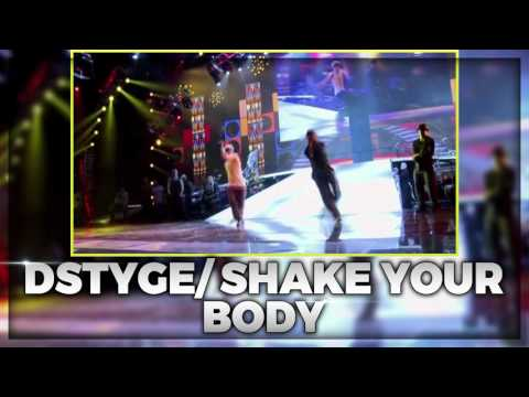 DSTYGE/SHAKE YOUR BODY (Interlude) - This Is It Tour (Fanmade) | Michael Jackson