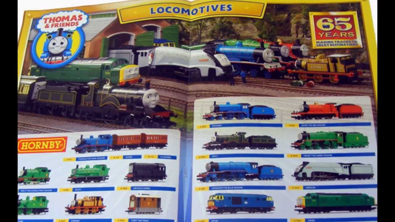 Hornby Thomas Pics YouTube