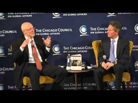 Timothy Geithner & Henry Paulson   Reflections on Financial Crises