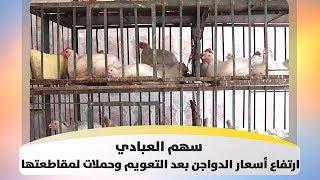 سهم العبادي - ارتفاع أسعار الدواجن بعد التعويم وحملات لمقاطعتها
