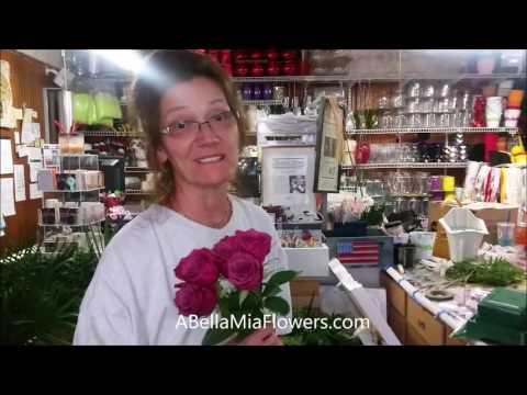 Boston Ma Florist A Bella Mia