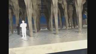 Wael Samhouri, Architect. Musalla (prayer Pavilion). location: Planet water (not earth).