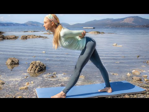 Gentle Yoga To Feel Your Best | Yoga For Tight Lower Body & Back (No Hands!)