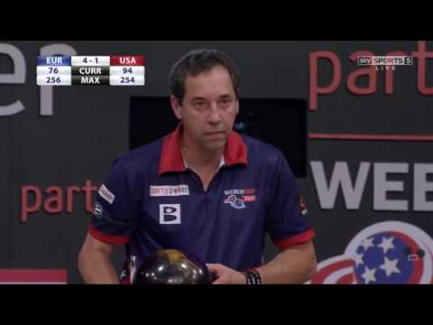 Weber Cup 2016 - Day 1 - Match 6 [Larsen vs. Bohn III]