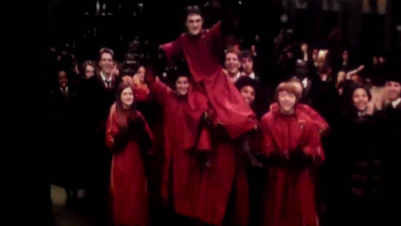 New Full Ride Through Harry Potter The Forbidden
