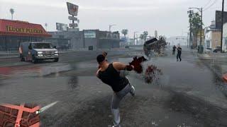 Grand Theft Auto V - Trainer - Super Power Option Preview - LinGon