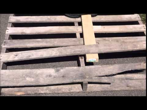Removing Wood From Pallets Cheap And Easy For Pallet Projects