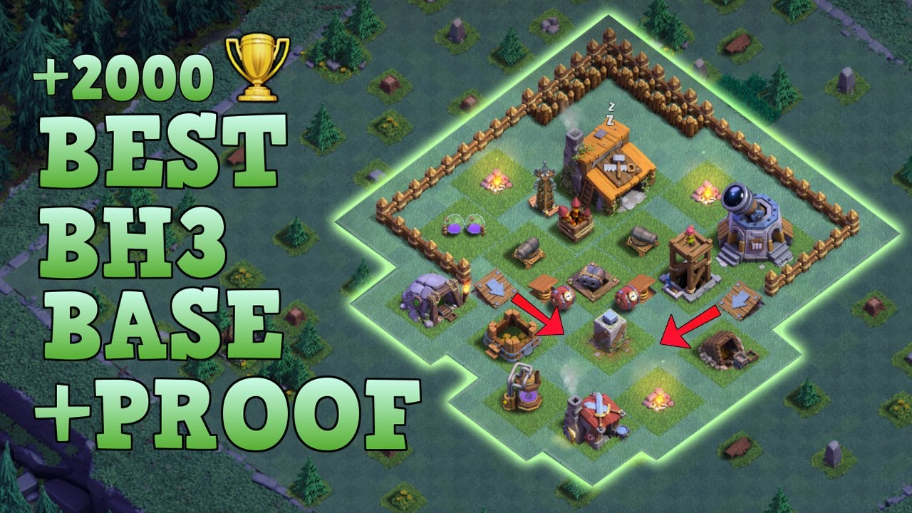 Coc Builder Base Th3 Best Defense Layout 3