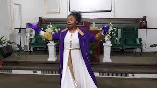 APAM Praise Dance Ministry-Chooo Chooo by Beverly Crawford