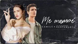Смотреть клип Camilú, Alejandro Santamaría - Me Enamoré