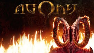 Agony LIVE - Finally Going To Hell Like Mom Always Said To (