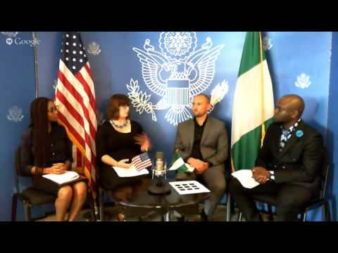 It's YOUR Turn To Ask The Questions! Hangout With Three American Visa Officers And Oluwaseun P Of...